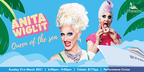 Queen of the Sea Comedy Cruise: Presented by Anita Wigl'it tickets
