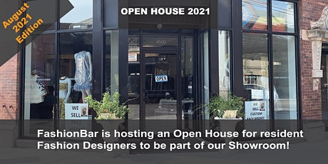 FashionBar's Showroom - Exclusive OPEN HOUSE [ August Edition ] tickets