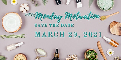Monday Motivation | March Save The Date