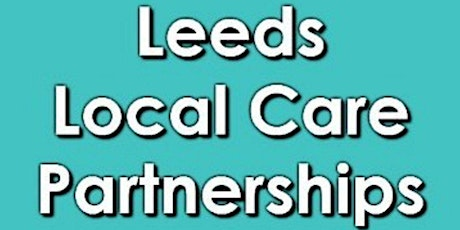 An Introduction to Local Care Partnerships (LCPs) tickets