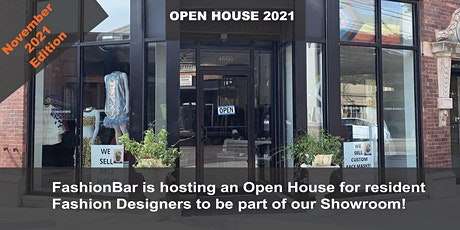 FashionBar's Showroom - Exclusive OPEN HOUSE [ November Edition ] tickets