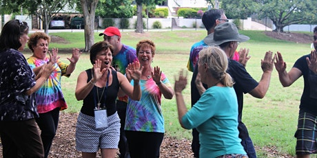 Laughter Yoga Leader Certified Training, In-Person, Brisbane tickets