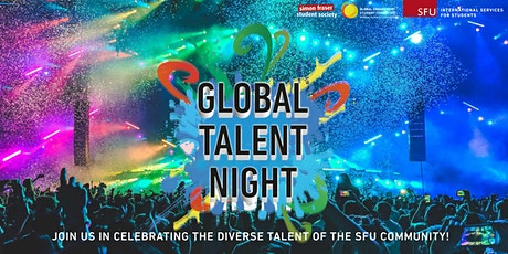 Global Talent Night 2021! tickets