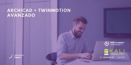 Archicad + Twinmotion avanzado tickets
