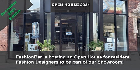 FashionBar's Showroom - Exclusive OPEN HOUSE [ December Edition ] tickets