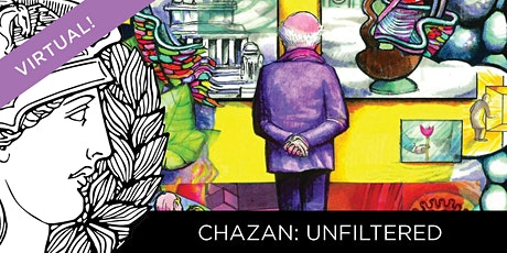 EX LIBRIS: Chazan! Unfiltered tickets