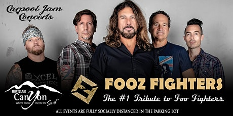 Foo Fighters Tribute by Fooz Fighters - Drive In Concert Montclair tickets