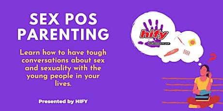 Sex Positive Parenting tickets