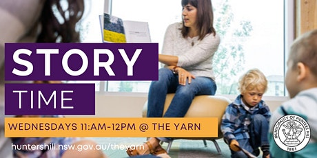 Story Time @ The YARN tickets