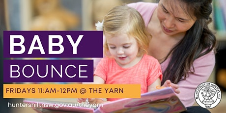 Baby Bounce @ The YARN tickets