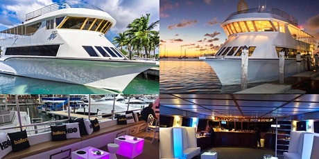 Yacht Party open bar tickets