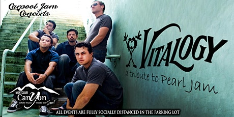 Pearl Jam Tribute by Vitalogy - Drive In Concert Montclair tickets