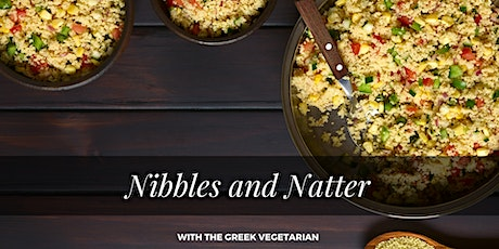 Cooking Demonstration with The Greek Vegetarian: Summer Salad tickets