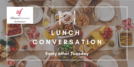 Online Lunch Conversation for Beginners in French tickets