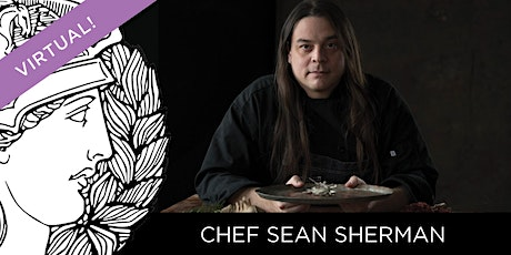 EX LIBRIS: Chef Sean Sherman tickets
