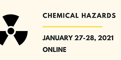 Chemical Hazards Webinar tickets