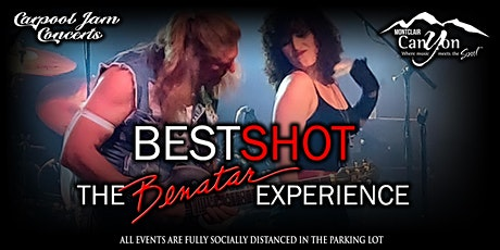 Pat Benatar Tribute by Best Shot - Drive In Concert Montclair tickets