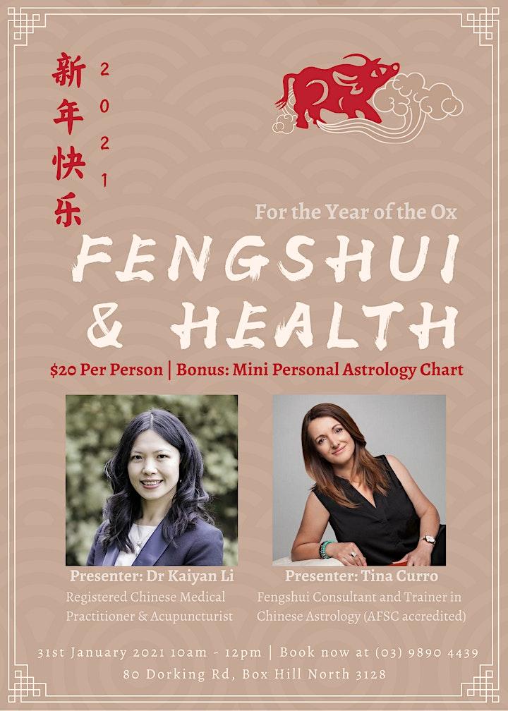 Fengshui & Health 2021 image