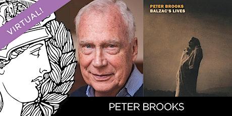 EX LIBRIS: Peter Brooks tickets