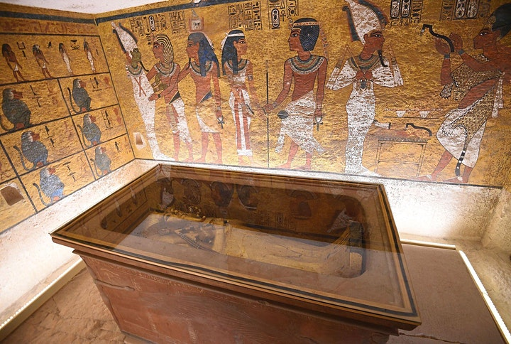 Tutmania:  The Great Discovery of The Tomb of Tutankhamun image