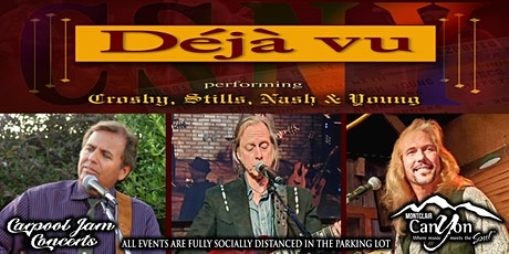 Crosby, Stills, Nash & Young Tribute by De Ja Vu - Drive In Concert tickets