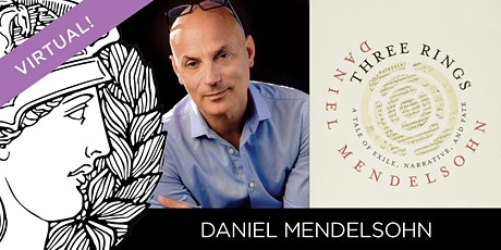 EX LIBRIS: Daniel Mendelsohn tickets