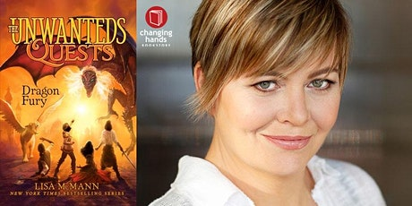 Lisa McMann: Dragon Fury (Unwanteds Quests #7) tickets