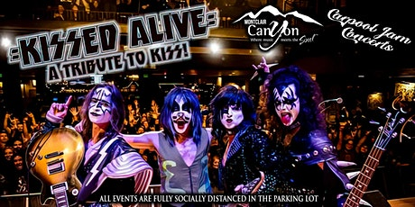 KISS Tribute by Kissed Alive - Drive In Concert Montclair tickets
