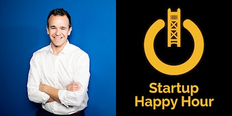 Startup Happy Hour with Jake Soberal, CEO of Bitwise tickets