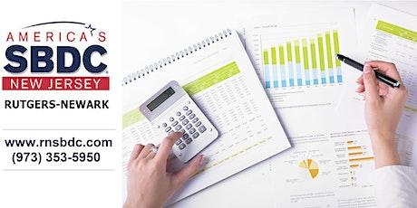 Quickbooks & Financial Making Workshop (Virtual) / RNSBDC tickets