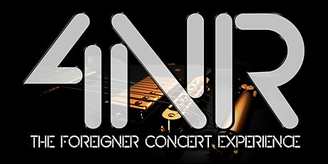 Foreigner Tribute by 4NR - Drive In Concert Montclair tickets