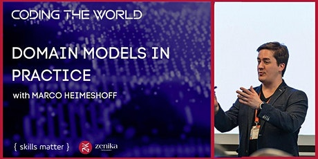 Domain Models in Practice with Marco Heimeshoff tickets