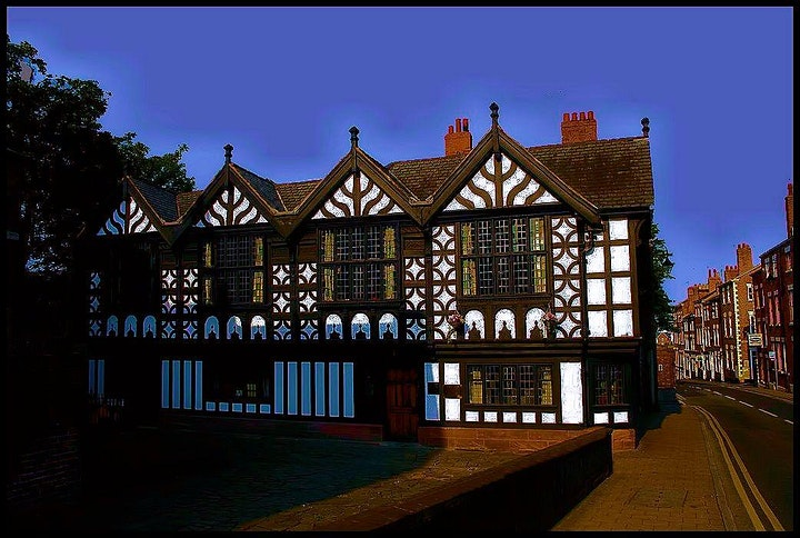 Stanley Palace Chester  Ghost Hunts image