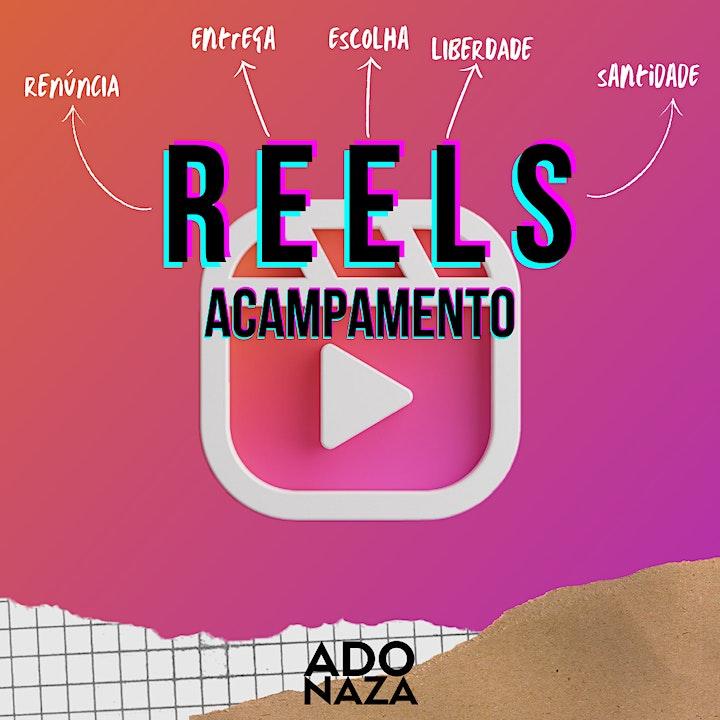 Imagem do evento PRÉ-INSCRIÇÃO Acampamento REELS