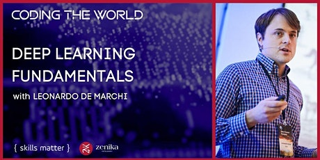 Deep Learning Fundamentals with Leonardo De Marchi tickets