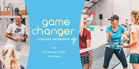 Game Changer Coaches' Workshop tickets