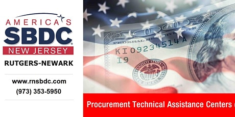 Selling Your Products & Services to the Federal Government Webinar / RNSBDC tickets