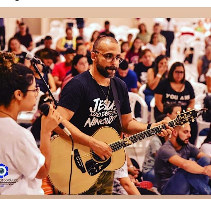 Imagem do evento RETIRO DESERTO COM COMUNIDADE CATOLICA COLO DE DEUS