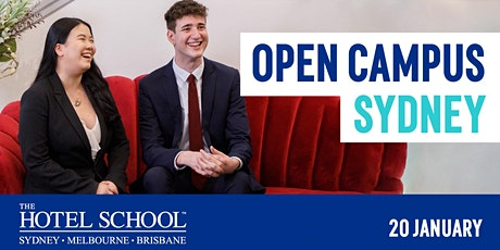 The Hotel School Sydney Open Campus tickets
