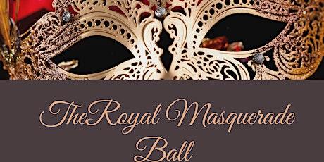 The Royal Masquerade Ball tickets