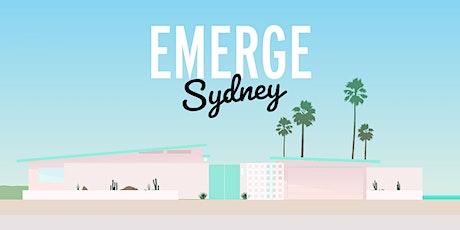 EMERGE SYDNEY 2021 tickets