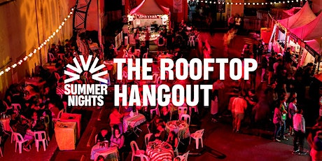The Rooftop Hangout - The Chats - Sunday 17th January 2021 tickets