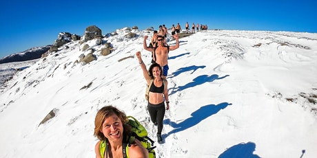 Wim Hof Method Snowy Mountains Winter Expedition tickets