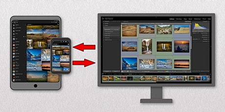 Going Mobile With Lightroom tickets