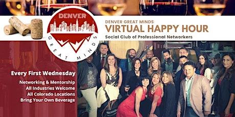 Virtual Happy Hour biglietti