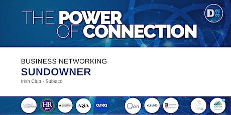 District32 Business Networking Sundowner - Fri 29th Jan tickets