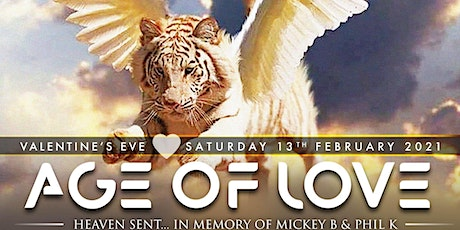Age Of Love 2 - Valentine Lover tickets