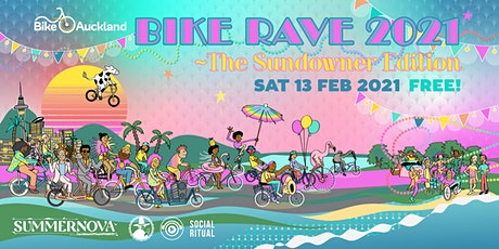 Bike Rave 2021 - The Sundowner Edition tickets