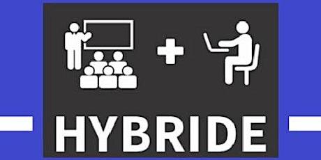 Les cours hybrides... billets