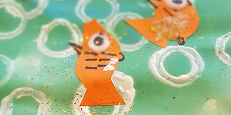 Little Creatives:  Art Classes for Preschoolers (Friday) tickets